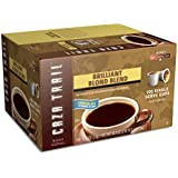Caza Trail Coffee, Blonde Roast, 100 Single Serve Cups
