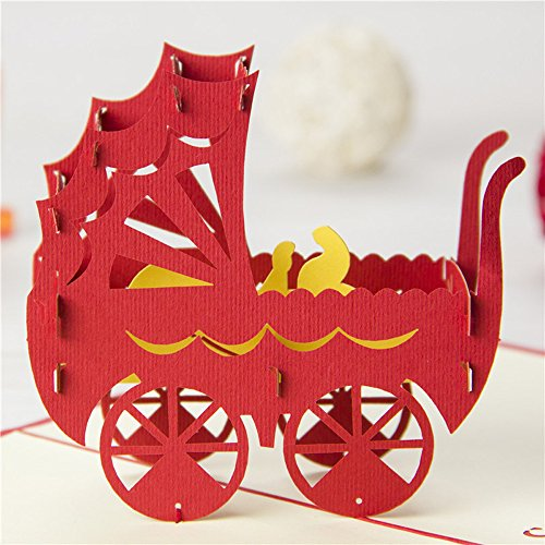 3D Pop Up Cards Wedding Lover Happy Birthday Anniversary Greeting Cards D
