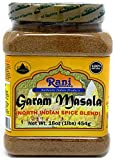 Rani Garam Masala Indian 11 Spice Blend 1lb (16oz) 454g ~ Salt Free | All Natural | Vegan | Gluten Free Ingredients | NON-GMO | Indian Origin