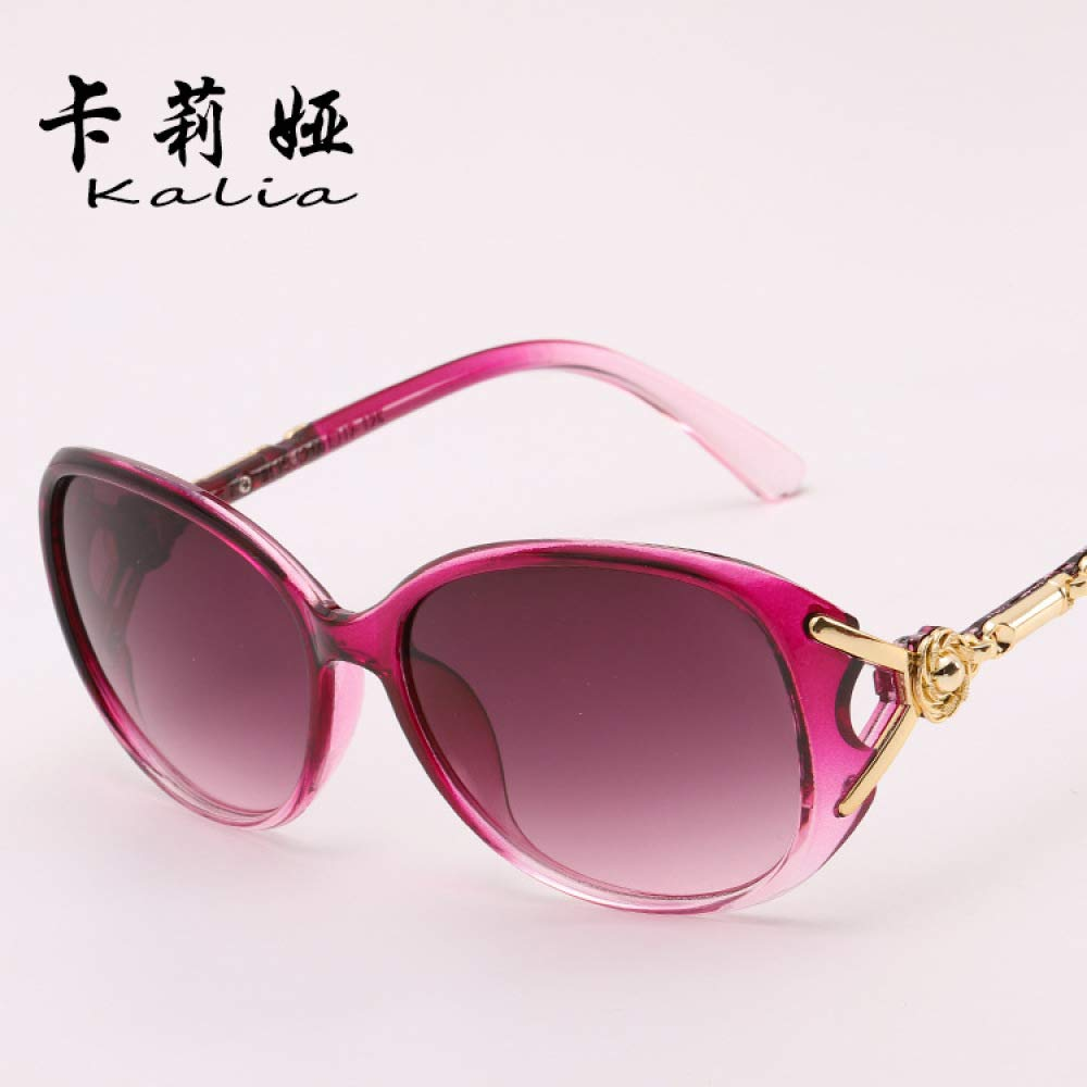 Yangjing-hl Gafas de Sol Personalidad Anteojos Anteojos Gafas de ...