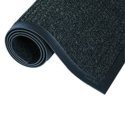 Crown SSR023CH Super-Soaker Wiper Mat with Gripper Bottom, 0.38