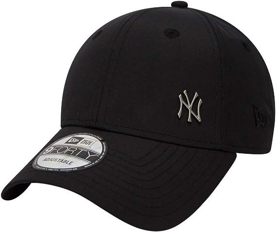 New Era Cap, MLB, Flawless Logo, Basic, black: Amazon.de: Bekleidung