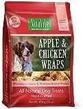 VitaLife All Natural Dog Treats - Apple & Chicken Wraps 16 oz (454 g)