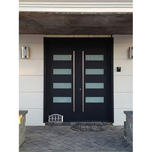 Magnificent 36 Inch Steel Exterior Door Amazon Com Door Handles Collection Olytizonderlifede