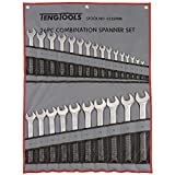 Teng Tools 6526MM - 26 Piece Metric Combination Spanner Set 6-32mm