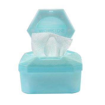 Minkissy - Toallitas húmedas desechables no tejidas para el ...