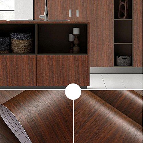 Countertops Vinyl Wallpaper Sticker Peel and Stick Self-Adhesive