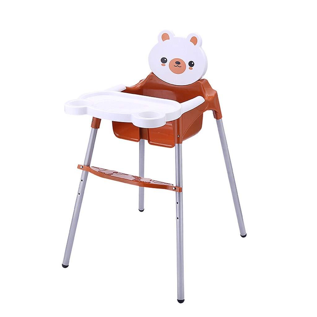 nuovo stile BLWX- Sedia da Pranzo per Bambini Booster Seat Baby Baby Baby Dining Chair Baby Tavolo e sedie per Bambini Sedia da Pranzo per Bambini Tavolo da Pranzo Sedia da Pranzo per Bambini (colore   B)  più economico