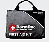 DormDoc 2.0 125 Piece First Aid/OTC Med Kit for Students