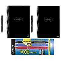 Deals on Rocketbook Everlast Executive and Mini Bundle with Extra 3-Pack of Pens