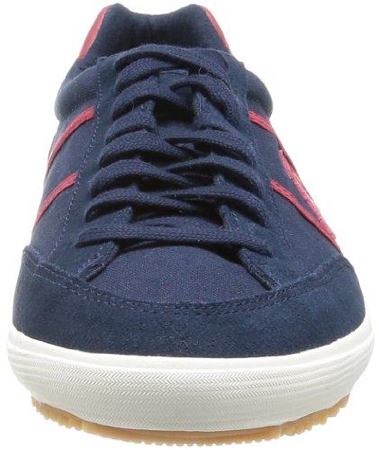 Le Coq Sportif Sneaker Blu Navy Avron - 1410249 Rosso-blu Navy