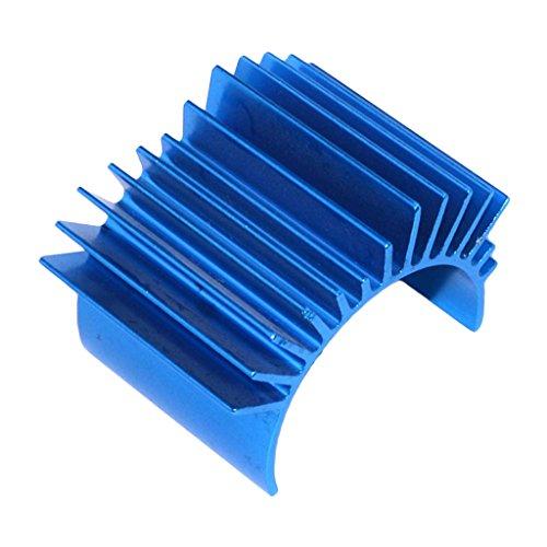 SONONIA RC 카 110 540 545 550 자동차 라디에이터 냉각 방열판 3660 3670 3650 용 / Sononia RC car 110 540 545 550 motor radiator cooling heat sink for 3660 3670 3650