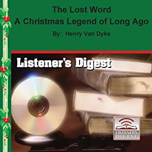 The Lost Word Audiobook