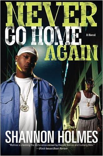 Never Go Home Again A Novel Shannon Holmes 9780743496162 Amazon