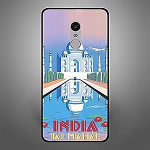 Xiaomi Redmi Note 4 India Taj Mahal