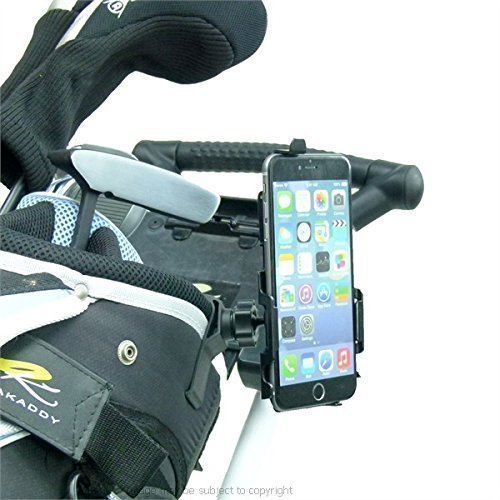 BuyBits Dedicated TC Golf Bag Clip Mount Phone Holder for iPhone 6S Plus...