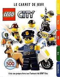Lego City, Le carnet de jeux