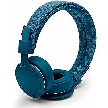 Urbanears Plattan ADV Wireless On-Ear Bluetooth Headphones, Indigo (4091101)