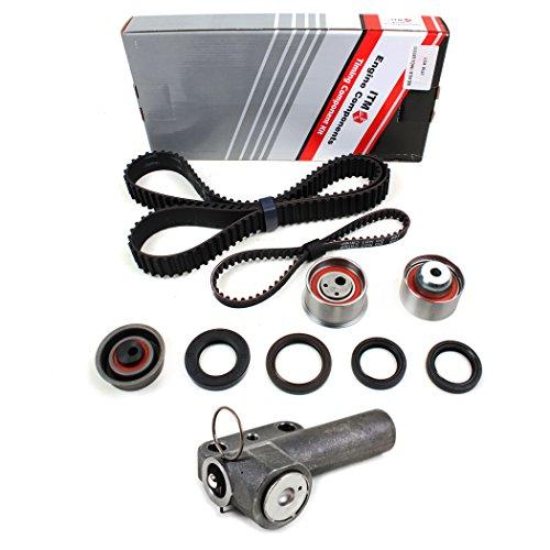 New ITM167HTA-3 (153 Teeth) Timing Belt Seal Kit & (65 teeth) Balance Shaft Belt Kit w/ Hydraulic Tensioner (Auto Adjuster) 89-92 4G63