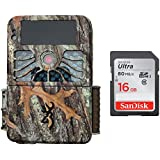Browning Recon Force 4K Trail Game Camera (32MP) 16GB Memory Card | BTC7-4K