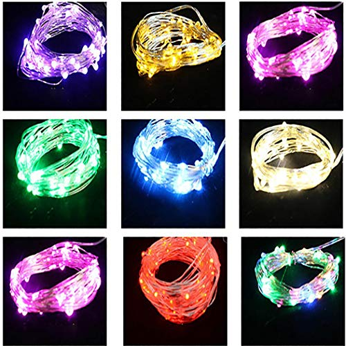 Pagacat 20 LED String Lamp Fairy Lights Outdoor Garden Wedding Party Home Decoration Outdoor String Lights from Pagacat