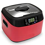 Wotefusi Ultrasonic Cleaner 110V 1.2L Ultrasonic Cleaner Timer Jewellery Glasses Circuit Board Cleaning