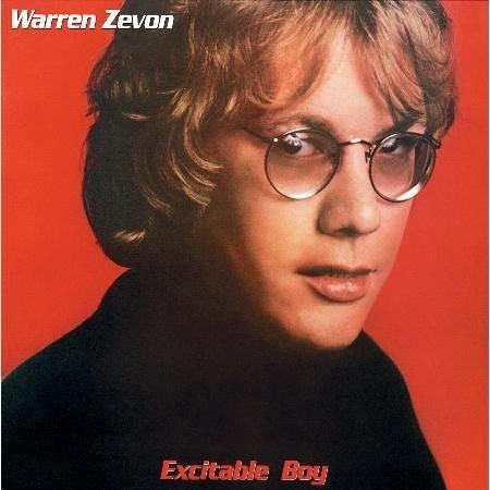 WARREN ZEVON - Warren Zevon - Excitable Boy - Zortam Music