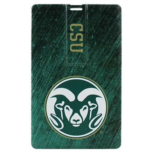 Colorado State Rams iCard USB Drive 16GB by Flashscot