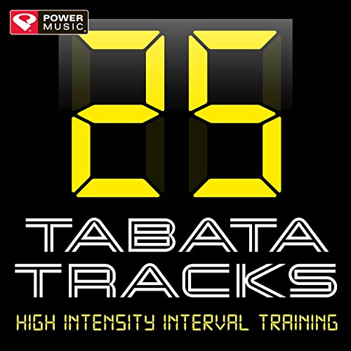 40 Tabata Tracks - High Intensity Interval Training (20 Second Work