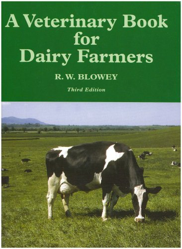 The Veterinary Book for Dairy Farmers Roger Blowey