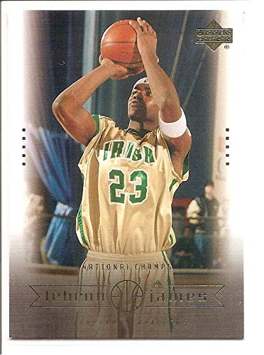 LeBron James Cleveland Cavaliers 2003-04 Upper Deck National Champs Rookie Basketball Card #5 by Ozark Sports...