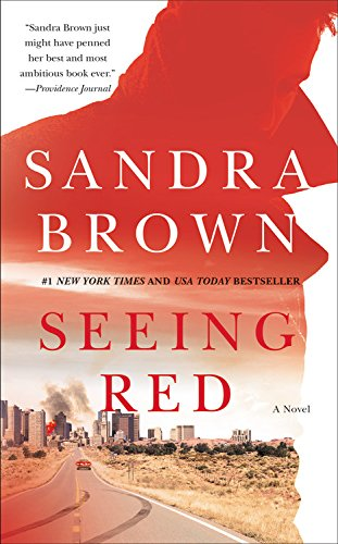 Book Cover: Seeing Red