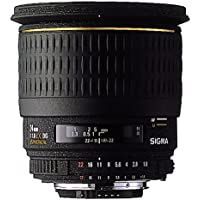 Sigma 24mm f/1.8 EX DG Aspherical Macro Large Aperture Wide Angle Lens for Minolta and Sony SLR Cameras