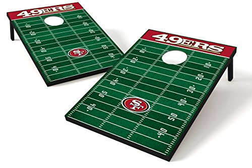 (NFL San Francisco 49ers Tailgate Toss Game)