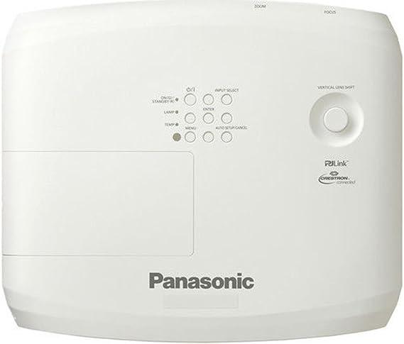 Panasonic PT-VX600 1024 x 768 10,000:1 LCD Projector PT-VX600U