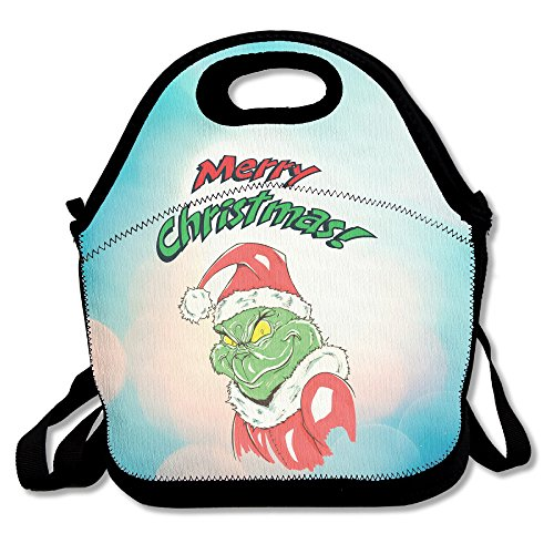 bigbang-dr-seuss-how-the-grinch-stole-christmas-lunch-tote-bag-lunch-box-neoprene-tote-for-kids-and-