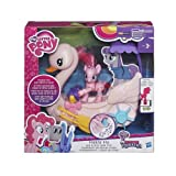Hasbro My Little Pony Friendship is Magic Pinkie Pie Row and Ride Swan Boat Play Set