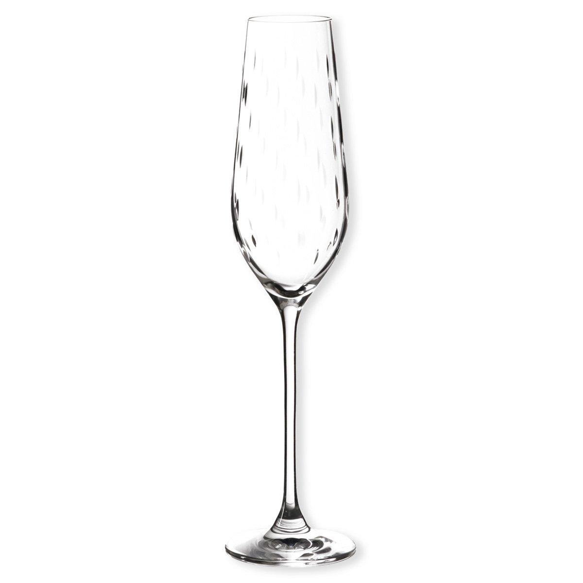 PIQUITO Bruno Evrard Fl/ûte /à Champagne 33cl Lot de 6