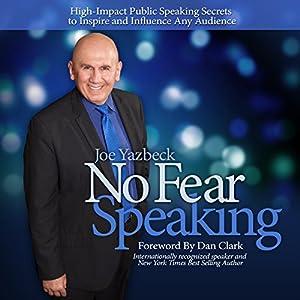 No Fear Speaking Audiobook