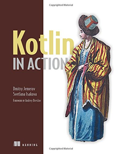 Kotlin in Action - cover