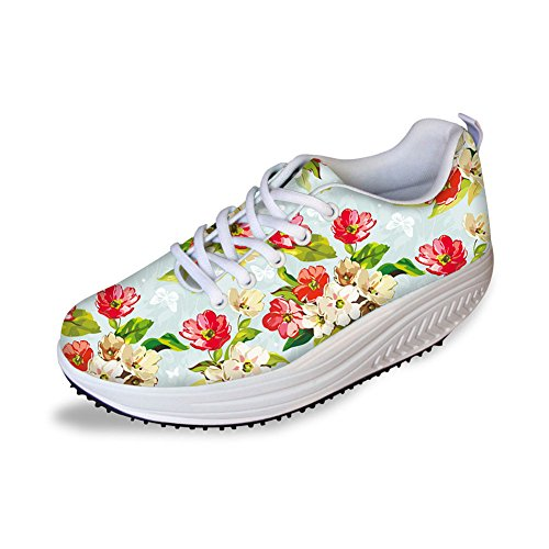 Women Shoes Breathable Mesh Leisure comfortable Shoes(green) - 2