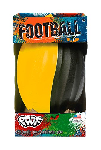 POOF-Spiral-Football-75-Inch-Colors-May-Vary-Kids-Foam-Football