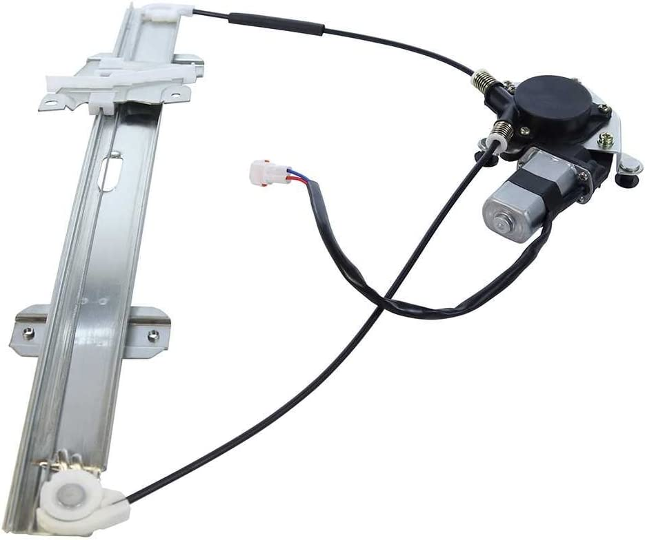 Prime Choice Auto Parts WR841976 Front Left Power Window Regulator With Motor