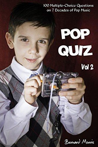 50s Haircut - Pop Quiz Vol 2: 100 Multiple-Choice