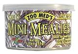 Zoo Med Laboratories SZMZM47 Zoo Can O Mini Mealies, 1.2-Ounce, My Pet Supplies