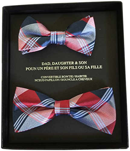 saks-fifth-avenue-100-silk-father-and-son-formal-bow-tie-or-daughter-hair-bow-gift-set-red-navy