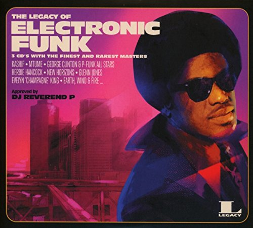 VA-The Legacy Of Electronic Funk-(88875198392)-Digipak-3CD-FLAC-2016-WRE Download