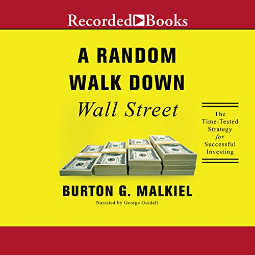 Random Walk Down Wall Street: A Time-Tested Strategy for Successful Investing (Eleventh Edition) cover