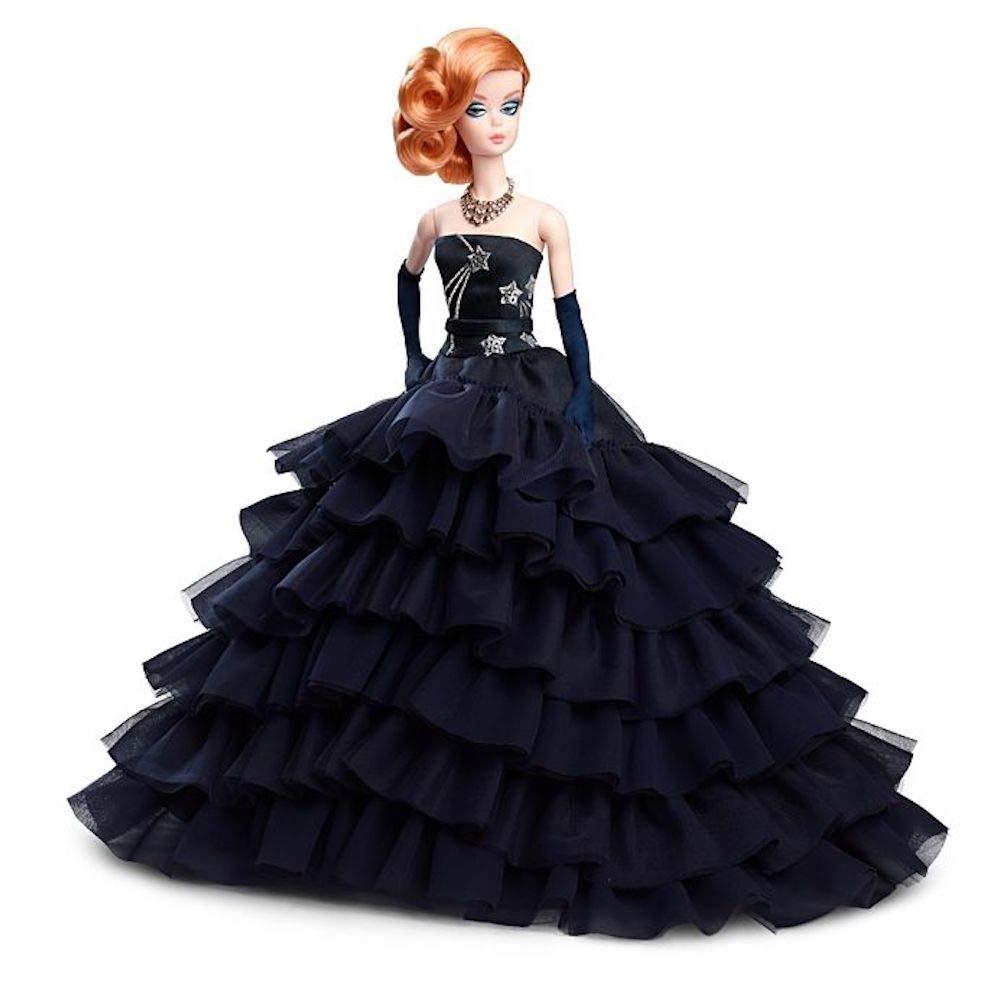 se descuenta Barbie Collector, muñeca Fashion Model Collection, Glamour de de de medianoche (Mattel FRN96)  la mejor selección de