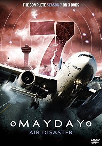 Mayday Air Disaster Complete series 7 (2 DVD set As seen on National Geographic Channel as Air Crash Investigation) (National Geographic Channel Air Crash Investigation Videos)
